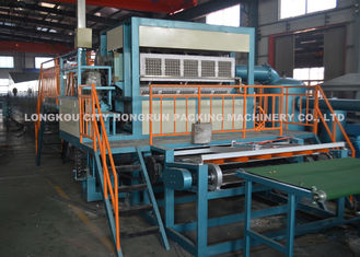 High Quality Egg Tray Production Line/ Paper Pulp Molding Machine 6000 Pieces / H