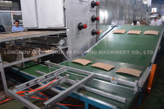 Waste Paper Pulp Egg Carton Making Machine With Multi Layer Dryer