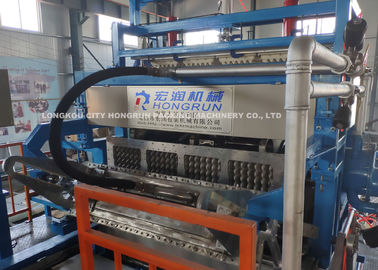 4000pcs/hr Pulp Moulding Egg Tray Machine , Fully Automatic Egg Tray Machine